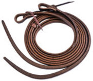 Heavy Oiled Split Reins