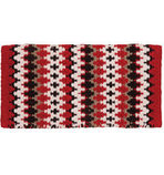 Heavyweight Navajo Saddle Blanket, Wool