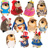 Heggies Plush Dog Toys