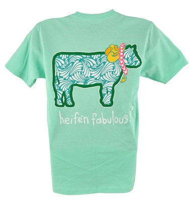 Heife'n Fabulous! T-shirt