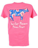 Heifer Please... T-shirt, Azalea