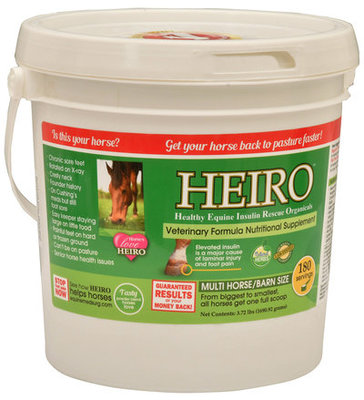 Heiro Equine Insulin Resistance Supplement Jeffers Pet