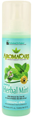 AromaCare Herbal Mint Cooling Spray, 8 oz