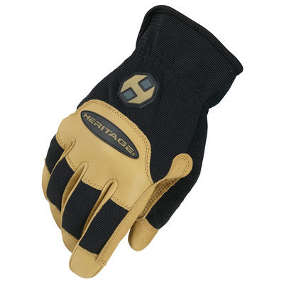 Heritage Stable Work Gloves, Adult