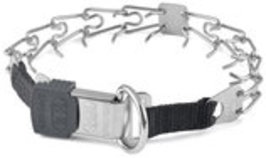 Herm Sprenger Prong Collar with Security Buckle