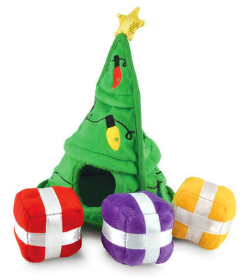 Hide-A-Present Plush Puzzle Toy