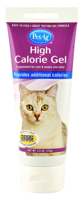 High Calorie Gel for Cats