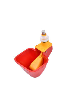 High End Hen Poultry Drinker with Yellow Float