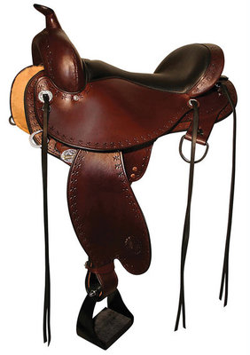 High Horse Alabama Trail Gaiter Saddle
