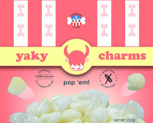 Yaky Charms, 12 pack