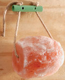 Himalayan Rock Salt Wall Hanger