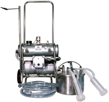 Hoegger Deluxe Goat Milking Machine