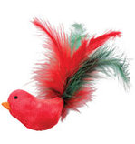 Holiday Flicker Fun Birds Cat Toys