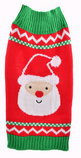 Santa Dog Christmas Sweater