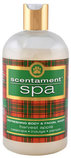 Holiday Scentament Spa Facial & Body Wash, Harvest Apple