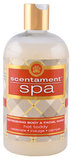 Holiday Scentament Spa Facial & Body Wash, Hot Toddy