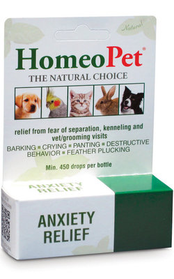 HomeoPet Anxiety, 15 mL