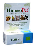 HomeoPet Cough Remedy, 15 mL