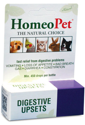 HomeoPet Digestive Upsets, 15 mL