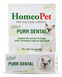 HomeoPet Feline Purr Dental