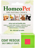 HomeoPet Coat Rescue, 15 mL
