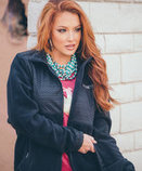 Hooey Aztec Ladies Tech Jacket