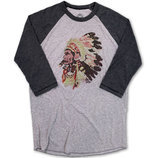"Hooey ""Chief"" Ladies Raglan Tee"