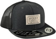 Gray Badge Hooey Hat