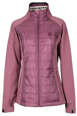 Hooey Quilted Softshell Jacket