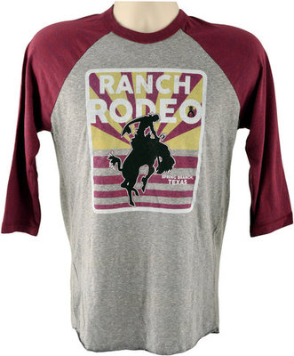 "Hooey ""Ranch Rodeo"" Raglan Shirt"