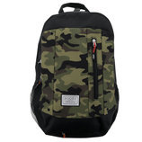 """Rockstar"" Camo Hooey Backpack"