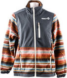 Hooey Sunset Serape Ladies Tech Jacket