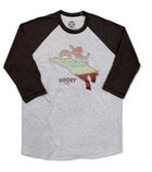 "Hooey ""The Sgt."" Ladies Raglan Tee"