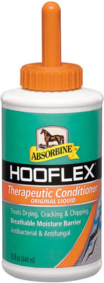 Hooflex® Therapeutic Conditioner Liquid, 15 oz with brush
