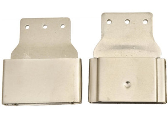 "2.5"" Horizontal Metal Blevins Buckles (pair)"