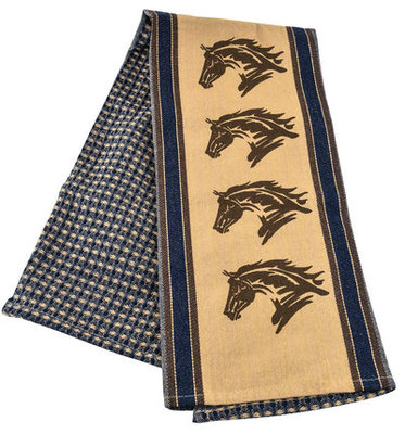 Horse Head Kitchen Towel
