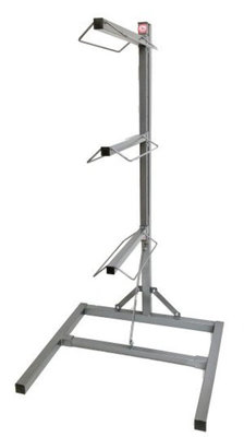 Horseman Free Standing 3 Arm Saddle Rack