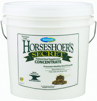 11.25 lb Horseshoer's Secret Concentrate, (90 day supply)
