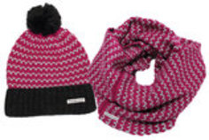 Horseware Bobble Hat & Snood