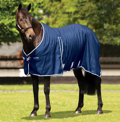 Rambo Optimo Stable Sheet, 1000 Denier, Navy