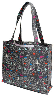 Horseware Printed Canvas Tote