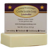 Horsing Around Saddle Soap, 4 oz