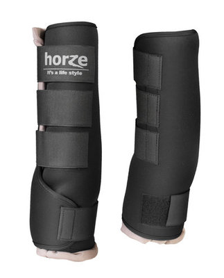Horze Supreme PRO Stable Boots, Front