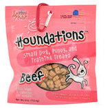 Houndations 100% Natural USA Dog Treats, 4 oz