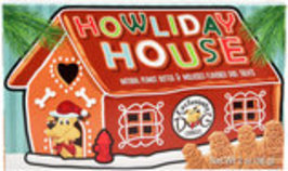 Howliday House Peanut Butter & Molasses Gingerbread Bears