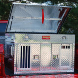 Hunter Series Dog Box with storage (model #55030)