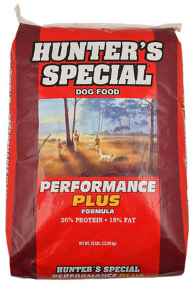 Hunter's Special Performance Plus Dog Food, 50 lbs