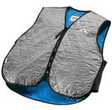 HyperKewl Evaporating Cooling Vest for Children, Silver