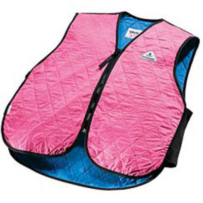 HyperKewl Evaporating Cooling Vest for Children, Pink