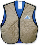 HyperKewl Evaporating Cooling Vest for Children, Khaki
